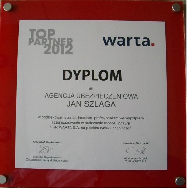 Top Partner 2013 Warta Nowy Targ Harcerska 5 Szlaga Piotr Jan (2)